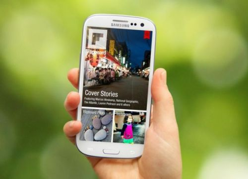 Flipboard debuts on Android June 21, 2012 By Trevor Mogg, digitaltrends.com Until today, Flip­board, the pop­u­lar news app that presents con­tent in an attrac­tive magazine-style for­mat, had only been avail­able on iOS devices. Not any­more. Now own­ers of Android phones, as well as Nook and Kin­dle Fire tablets, can…  http://flpbd.it/rQGUa