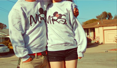 we love these sweatshirts :) ♥ heyitsfrancis.tumblr.com & omgthisisjenn.tumblr.com