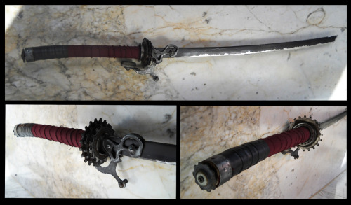 renkris:  Steampunk Swords