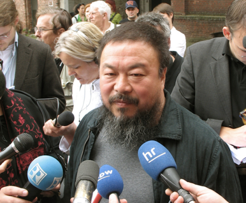 "News On Ai Weiwei ""I'm an artist. I have to have a real touch with reality…I have to express myself. I have to communicate. So what I did is really minimal…demanding for human rights and for freedom of expression."" - Ai Weiwei Chinese police lifted Ai Weiwei's strict bail conditions but warned him not to leave the country, as he is under investigation for pornography, bigamy and other offenses. According to the artist, the allegations are intended to intimidate him rather than being the basis for a serious inquiry. Check out the trailer to his movie Ai Weiwei: Never Sorry."
