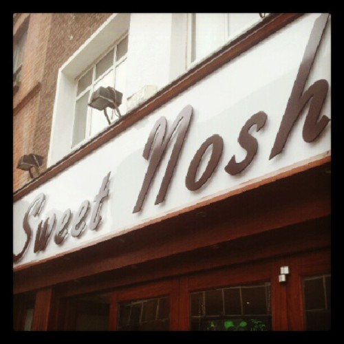 Nice. Steps Of Rome launches Italian ice cream and pastry cafe Sweet Nosh on Chatham Street. (Taken with Instagram)