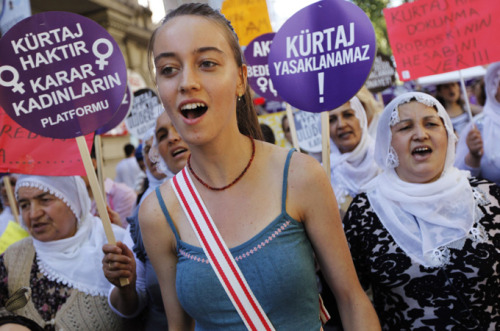 "tooyoungforthelivingdead:  Turkey drops anti-abortion legislation Turkey's conservative government has dropped plans for a controversial bill that would have slashed the time limit for abortions. ""The government has backed away from initial plans to curb abortion rights,"" an unnamed parliamentary source told the AFP news agency on Friday.The source said that the Islamist-rooted government would instead seek to limit the number of Caesarean sections being performed in the country. The legislation, initially proposed by the ruling Justice and Development Party (AKP), would have required all abortions to take place within the first six weeks of pregnancy, down from the 10 weeks currently allowed. Experts said the limit would have effectively outlawed abortions, since most women do not realise they are pregnant until around the sixth week of pregnancy. Read more"