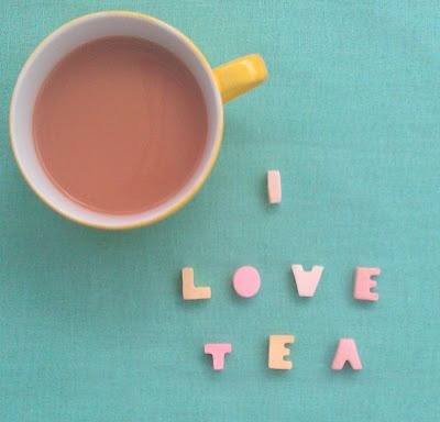 steelcitysiren:  Tea loves me back!