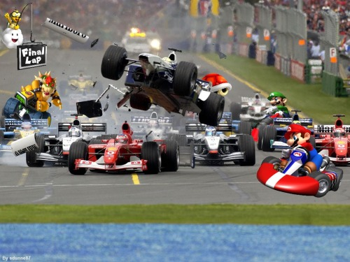 How to make Formula One more watchable…