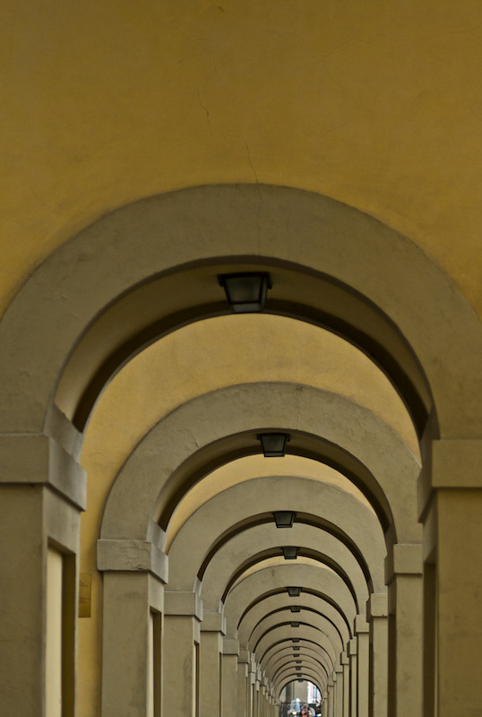 Arches by the Arno