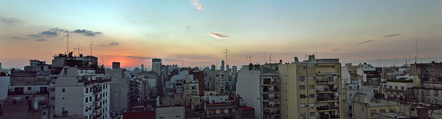 Pano Buenos Aires 2 by EduPty on Flickr.