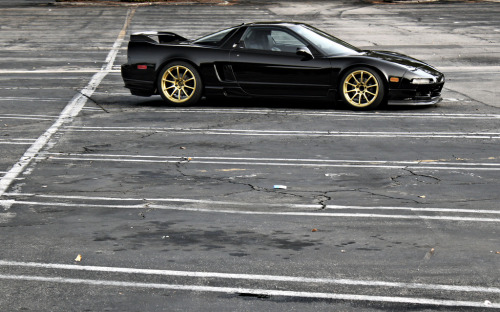 carpr0n:  Standing proud Starring: Acura NSX (by Charlie Davis Photography)