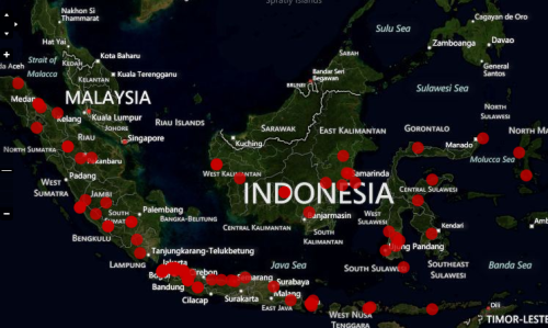 korupedia.org - mapping corruption in Indonesia related: so many great projects at the Knight News Challenge aiming to fight corruption by data journalism, building and using digital tools.