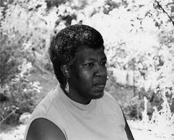 openroadmedia:  Happy Birthday Octavia Butler! The author of science fiction would have been 65 today.