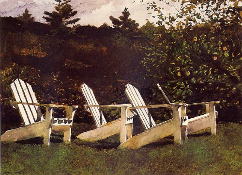 Jamie Wyeth, Island Library 1977