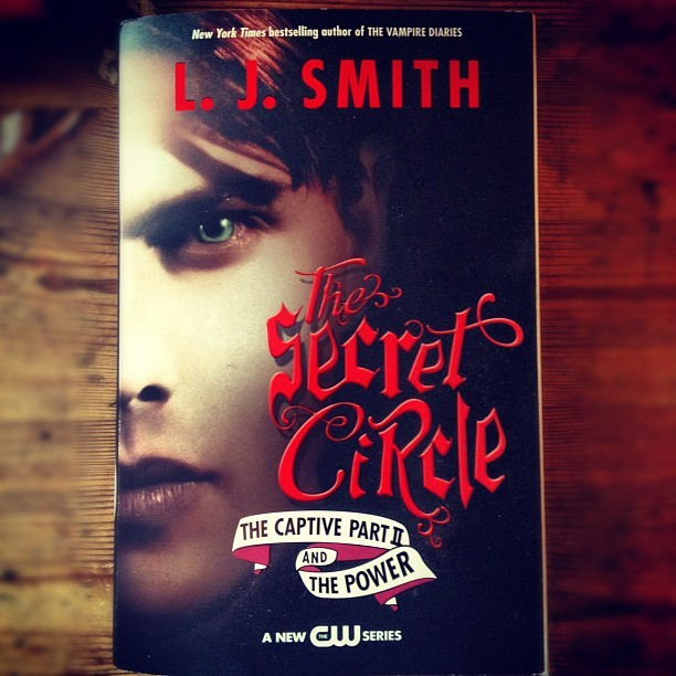 #yes #new book #secret #circle #ljsmith #finished #reading #Bloodlines a few minutes ago:D #book #secret#circle #letsdothis! (Taken with Instagram)