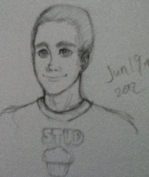 A Stiles, I drew one. Or at least I tried.