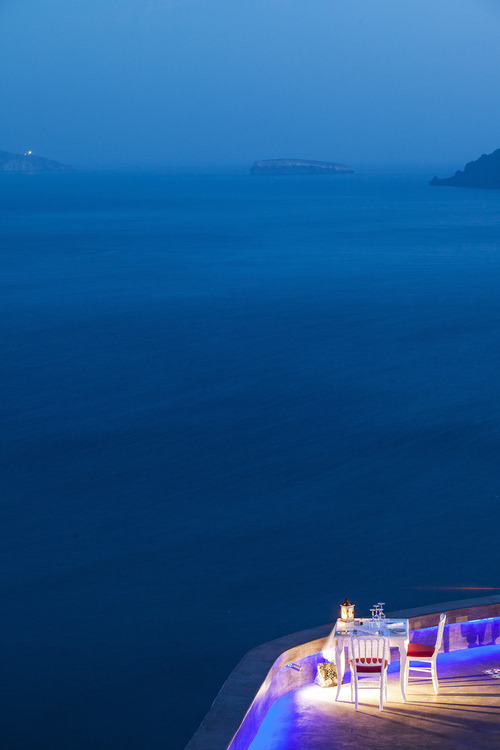 PIN IT!!!!!!!! siiiiigh…I want!   Andronis Hotel, Santorini, Greece, ©Travelive on Flickr