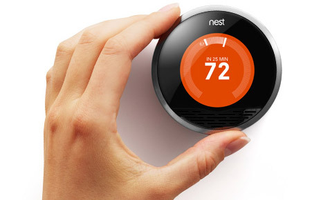 Charlotte Heating & Air and Plumbing Contractor | Nest Thermostat