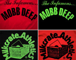 Mobb Deep | Milkcrate Athletics