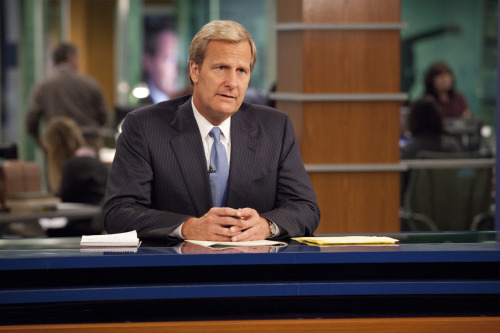 The Newsroom is all right, but Uncle Joey looks terrible!