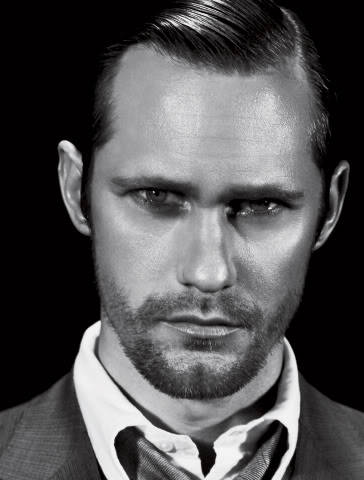 hellohannnuh:  Alexander Skarsgard is casted to play Christian Grey. I think I could die happy now x)