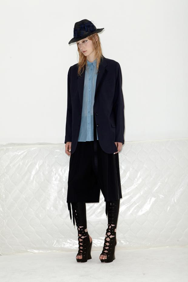 Acne SS13 Resort Source Photos: Fashionising