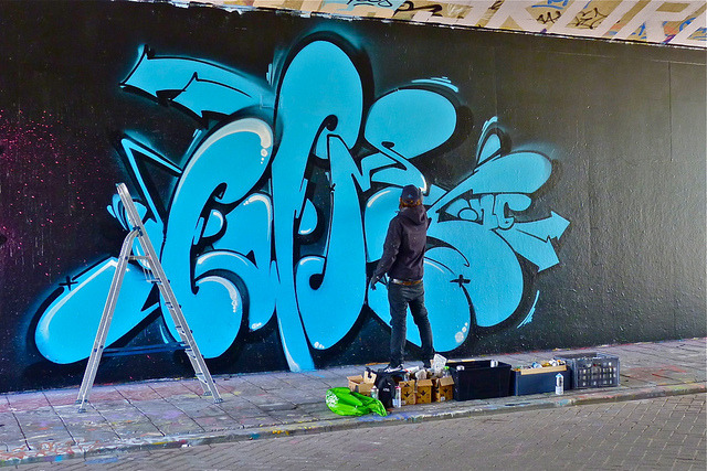 oxane:  Swet City Take Over Tour (2012) by Akbar Sim Swet in action…