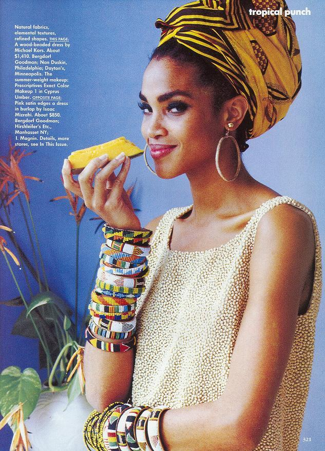 richesforrags:  Vogue 1980