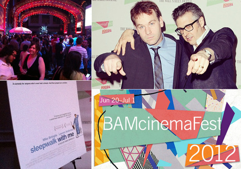 BAMcinemaFest Kicks Off Its Opening Night With A Celebration Of Brooklyn Featuring Mike Birbiglia's 'Sleepwalk With Me'