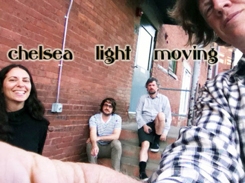 "ologymusic:  Download ""Burroughs"" By Thurston Moore's New Band, Chelsea Light Moving So, um, remember that hot minute on Wednesday when it looked like hey, maybe Sonic Youth aren't really gone forever because, look, Kim Gordon and Thurston Moore have maybe put aside enough of their differences to record YOKOKIMTHURSTON, a collaborative new album with Yoko Ono that'll hit stores and playlists on September 25? Remember that? I wouldn't get your hopes too far up, fellow Sonic Youth fanatics—surprise, surprise, it looks like Thurston's got another (maybe) full-time gig. Download Chelsea Light Moving's debut song ""Burroughs"" right here…"