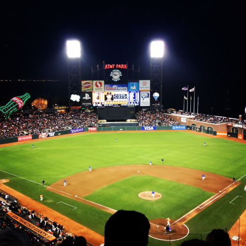 I will go to a Giants game one day :)