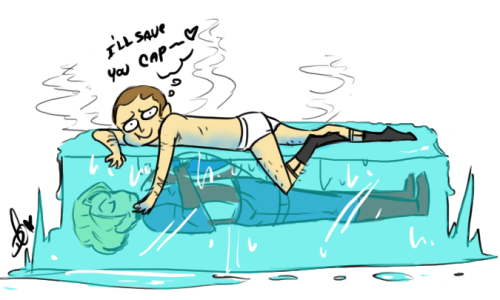 squidbiscuit:  Why did I draw this? ………………………..No regrets.