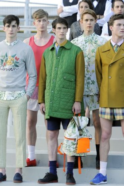 Spot the Baranov for Carven SS13. ADORE this collection!