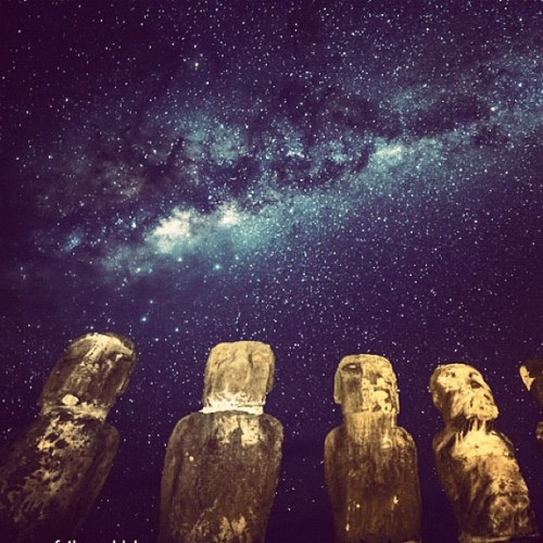 #milkyway #galaxy #astronomy #beautiful  (Taken with Instagram)