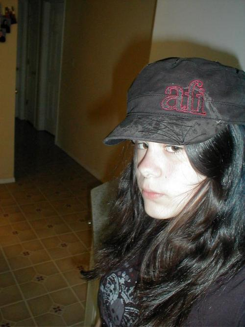 Soooo old haha, proof that I loved AFI since I was a kid. xD