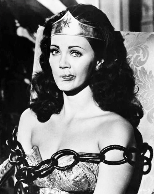 vintagegal:  Lynda Carter as Wonder Woman (1970's)
