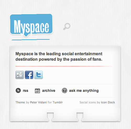 Myspace.tumblr.com