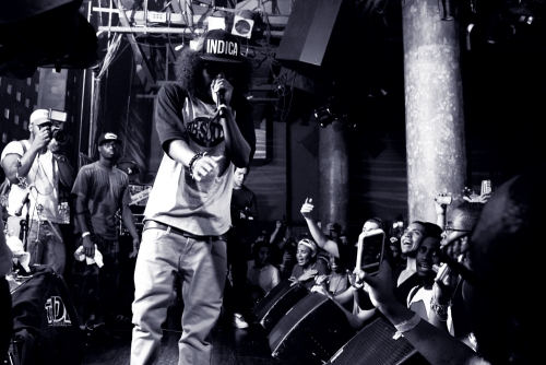 Ab Souls first headline show in NYC via SOBs…SOUL!