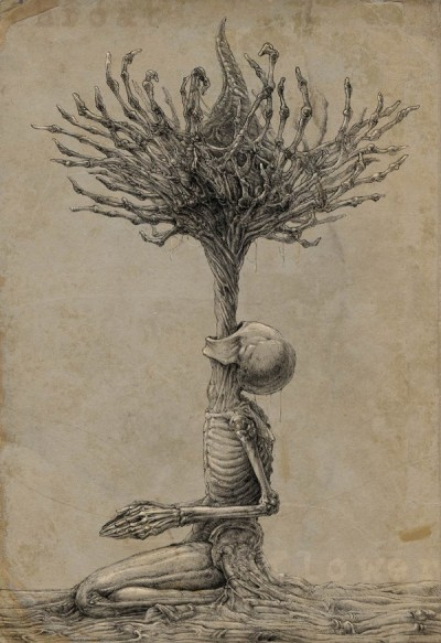 darksilenceinsuburbia:  Skirill. Flower. http://skirill.deviantart.com/
