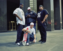 dyrdek, big, & crew, los angeles, 2003