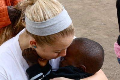 Had to say goodbye to the boy who stole my heart in Kenya. I would write a post about it but I just don't have the words yet.