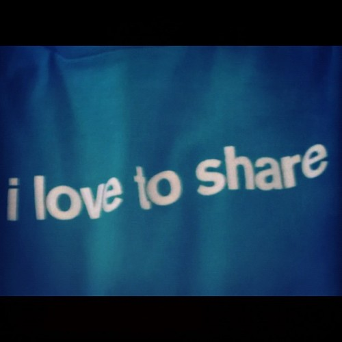 I do #creativecommons #share (Taken with Instagram)