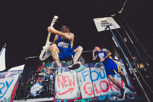 new found glory. irvine warped tour. 5DMKIII.