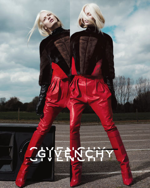 edit-view-go:  Givenchy campaign by Mert Alas and Marcus Piggott