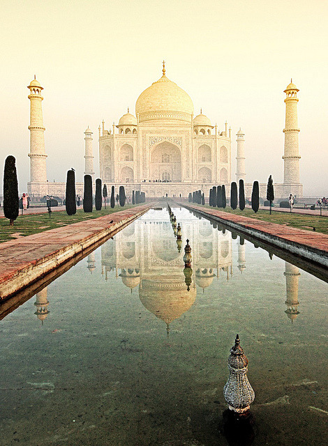 india taj mahal by peo pea on Flickr.