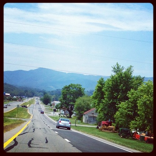 my favorite mountains :) (Taken with Instagram)