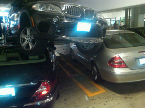 meanplastic:  first i park my car, then i fuck you bitch