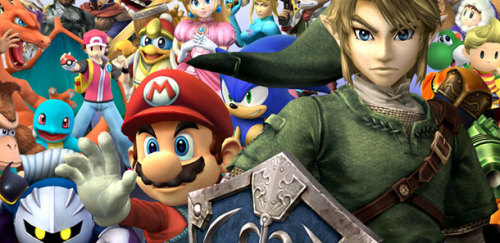 "videogamenostalgia:  ""Namco Bandai Developing Next Super Smash Bros."" Nintendo's president, Satoru Iwata announced yesterday that, Namco Bandai Games is now going to be leading development on the Super Smash Bros. title for Wii U and 3DS. Masahiro Sakurai, the creator of the Super Smash Bros series, will be in charge of the project from his Sora Ltd. Studio. Masaya Kobayashi (Ridge Racer) as well as Yoshito Higuchi (Tales series) from Namco Bandai will also be overseeing the game. (via Game Informer)"