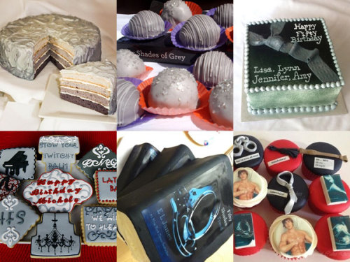 "Care For Some ""Fifty Shades Of Grey"" Dessert? - The Frisky"