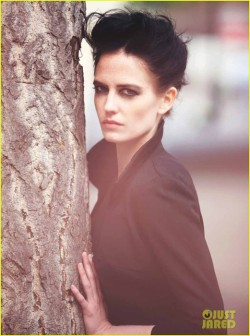 Eva Green for Flaunt Magazine