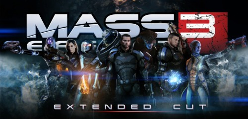 "videogamenostalgia:  ""Mass Effect 3 Extended Cut Coming Next Week."" Announced back in April in response to the controversy over the ending of Mass Effect 3,  BioWare has announced that the Mass Effect 3 Exteneded Cut will be available as a free download for Xbox 360, PlayStation 3 as well as PC on June 26th in North America, and July 4th for PlayStation 3 in Europe. According to a post on the game's official site, the extended cut ""will expand upon the events at the end of Mass Effect 3 through additional cinematic sequences and epilogue scenes"" and will ""include deeper insight to Commander Shepard's journey based on player choices during the war against the Reapers."" The download will be 1.9GB and as for specific content, BioWare notes it will include ""additional scenes and epilogue sequences. It provides more of the answers and closure that players have been asking for. It gives a sense of what the future holds as a result of the decisions made throughout the series. And it shows greater detail in the successes or failures based on how players achieved their endings."" The post on the game's official site also recommends loading a saved game from before the final Cerberus mission of the game. Endings will differ based on choices made throughout the Mass Effect series. (vis IGN & BioWare)  It's finally here! I hope it satisfies the fans a bit more so that we can put this whole thing behind us. It's 1.9 gigs of cutscenes and explanation, so is it going to be the least interactive DLC ever? Hopefully there will be more space fight or travel cinematics, BioWare does a phenomenal job at those."