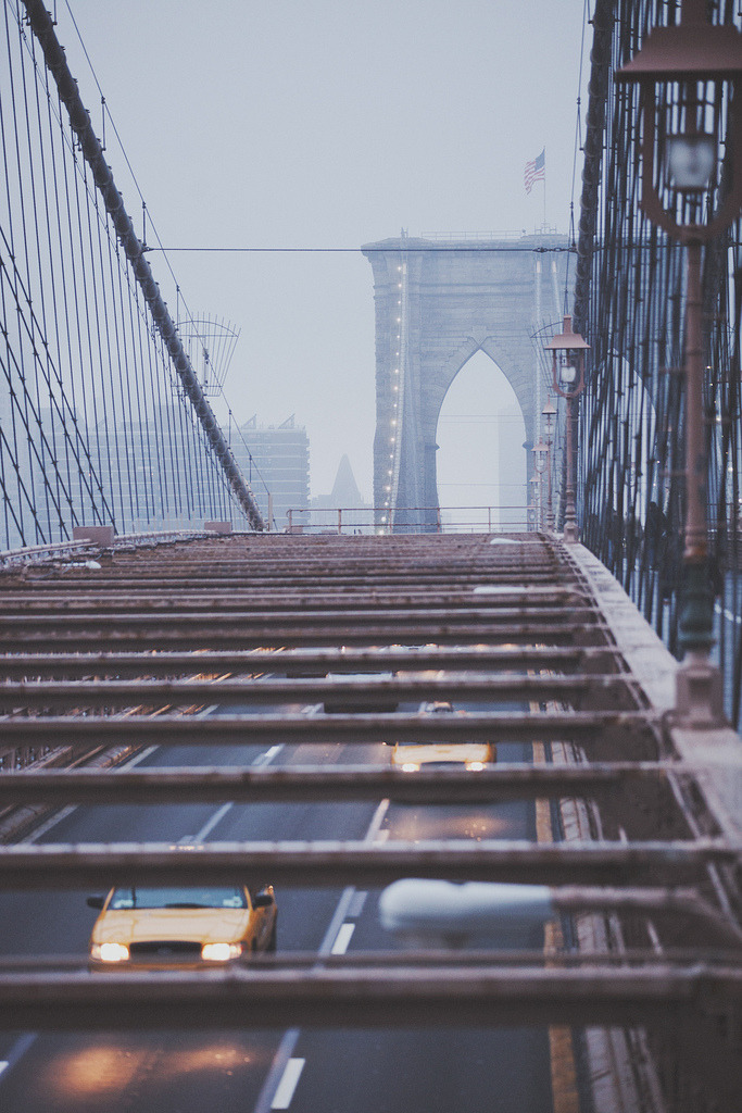 hellanne:  No sleep til Brooklyn. (by Moeys Photography)