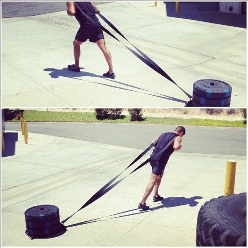 Calf killer #crossfit #motivated #trainhard (Taken with Instagram)