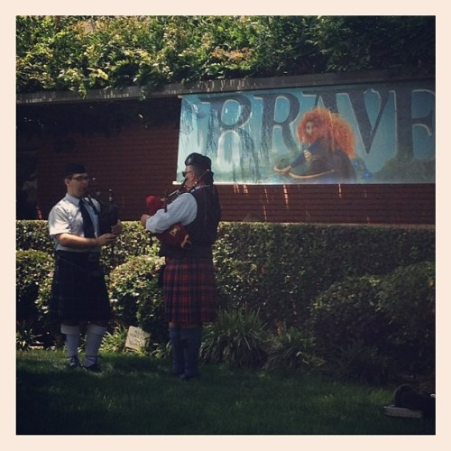 #Brave opens today! #Disney #DisneyPixar #Pixar (Taken with Instagram)